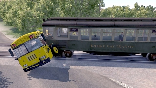 BeamNG.drive - Subway