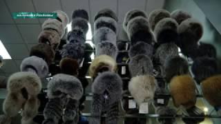 Шубы и шапки Кировской меховой фабрики в Симферополе 2017