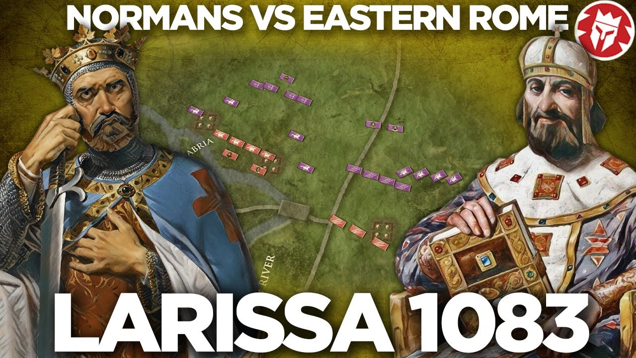 Norman Sack of Rome 1084 – Norman Conquests DOCUMENTARY