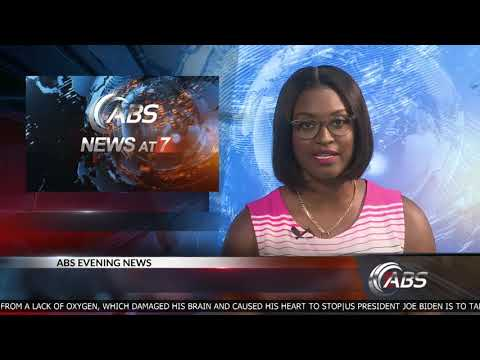 ABS EVENING NEWS {LOCAL SEGMENT} 8.4.2021