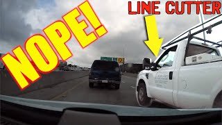 Traffic CHEATERS and Driving FAILS | Bad Drivers FAIL Compilation 90