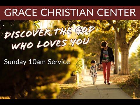 7/25/2021 - Sunday 10am Service - Grace Christian Center - SERMON: Beyond Jerusalem