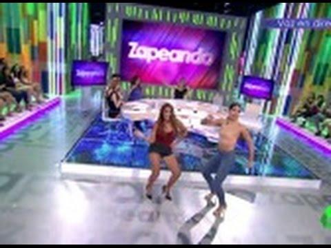 Cristina Pedroche y Lorena Castell, las nuevas 'Sonia y Selena' de Zapeando thumbnail