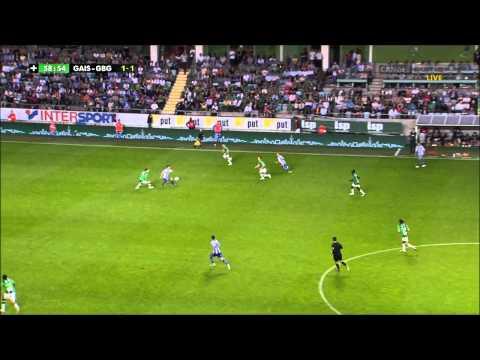 Allsvenskan 2012: Gais vs IFK Göteborg