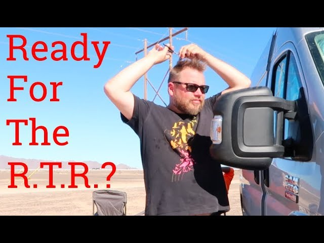 getting-ready-for-the-rtr-2018-off-grid-haircut-van-life