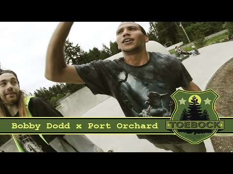 BOBBY DODD X PORT ORCHARD PARK