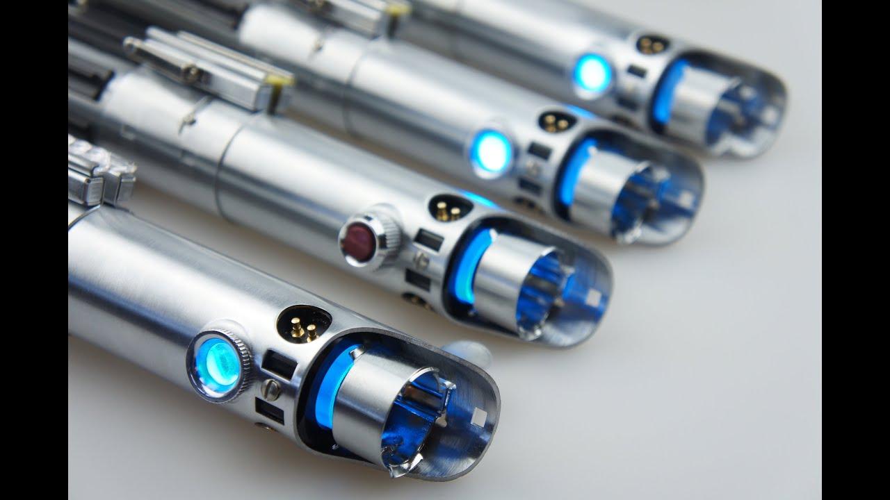 Quadruple Graflex 2 0 Custom Star Wars Tfa Anh Esb Fx