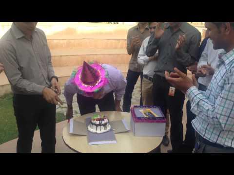 Birthday Celebration in Jaipur Office