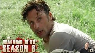 The Walking Dead Season 6 Mid-Season Finale – TC2 Q and A!