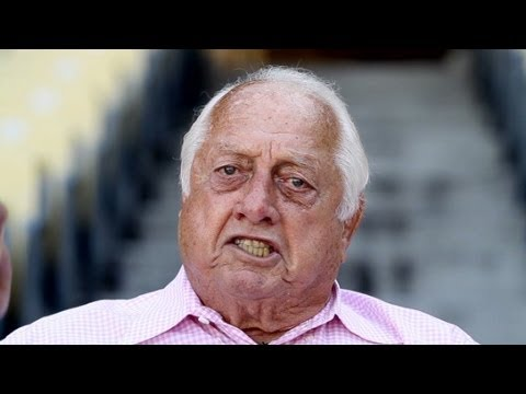 Tommy Lasorda almost killed The Chicken