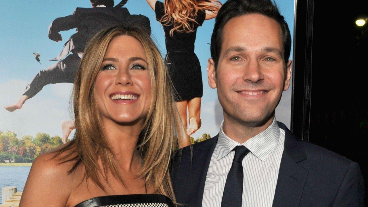 Jennifer Aniston Wishes Paul Rudd a Happy 52nd Birthday as She ...