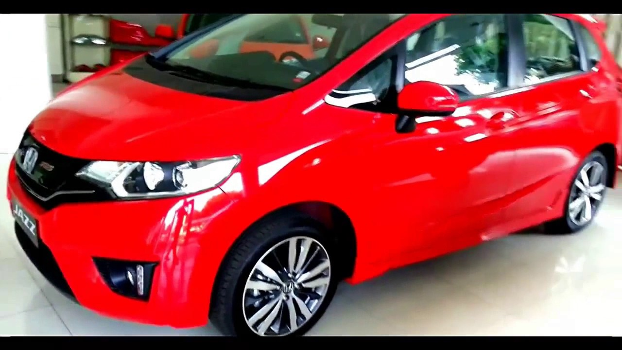 tampilan mobil honda jazz terbaru 2017 youtube. Black Bedroom Furniture Sets. Home Design Ideas