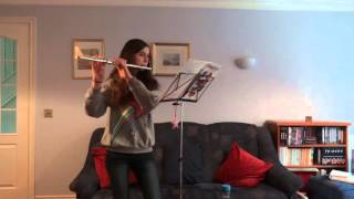'The Bells of Notre Dame' on flute