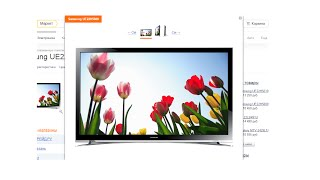 Телевизор Samsung UE22H5600(Обзор телевизора Samsung UE22H5600 ЖК-телевизор, LED-подсветка диагональ 22