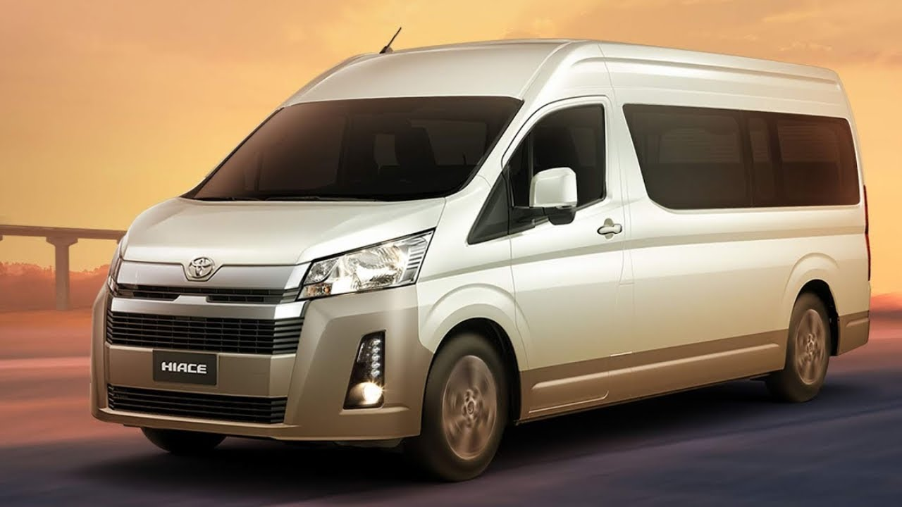 2020 Toyota Hiace Reviews