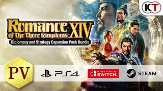 RTK XIV: Diplomacy and Strategy Expansion Pack Trailer
