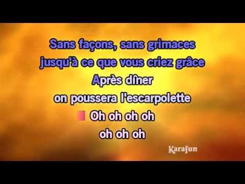 Karaoké C'est la fête - Beauty And The Beast *