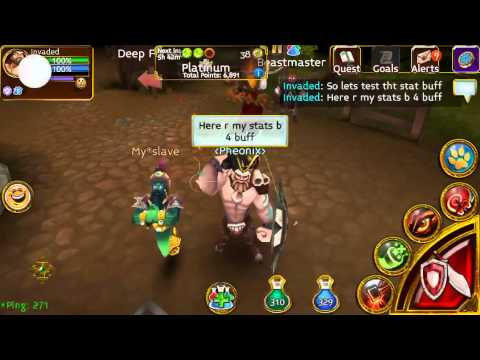 Arcane Legends   Pet Showcase   MARIDOS!