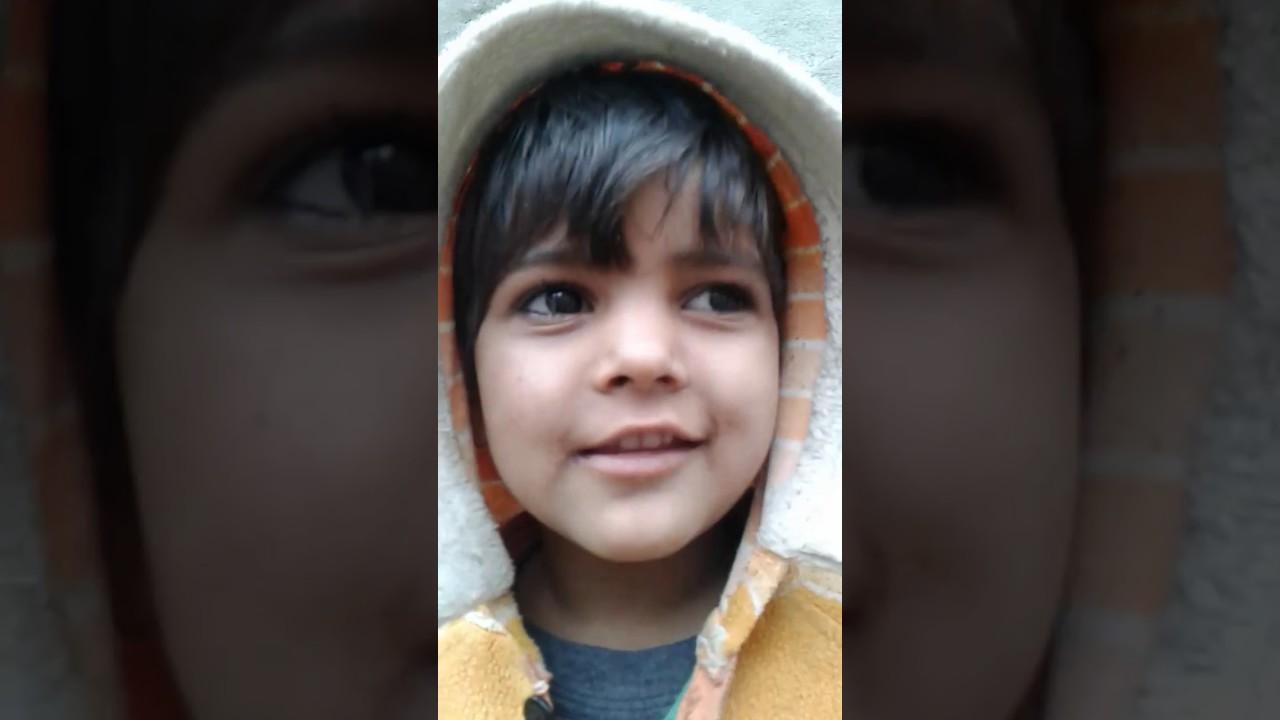 very nice baby janvi - youtube