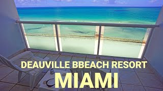 Deauville Beach Resort, Miami -  HD