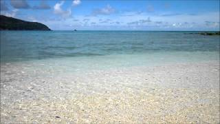 140822 relaxation15minutes波の音tranquil sea waters 2