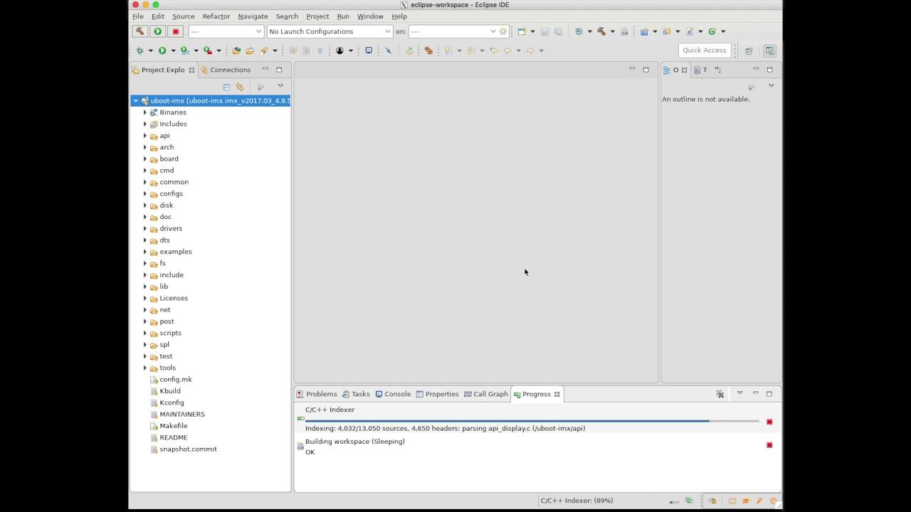 Debugging u-boot using Eclipse - Big Lake Software