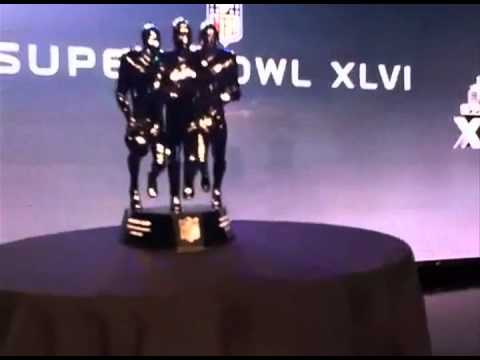 Trofeo Vince Lombardi SBXLVI