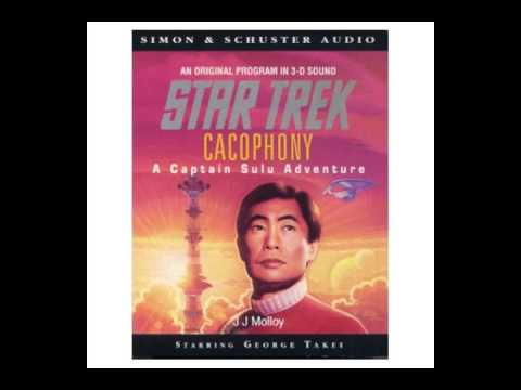 Cacophony   A Captain Sulu Adventure