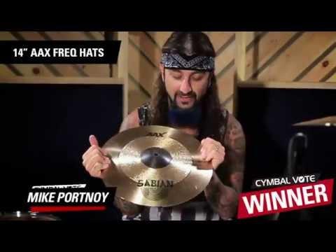 Sabian Cymbal Vote Winners 2014