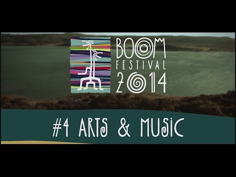 Boom Festival 2014 Official Webdoc #4: Arts & Music
