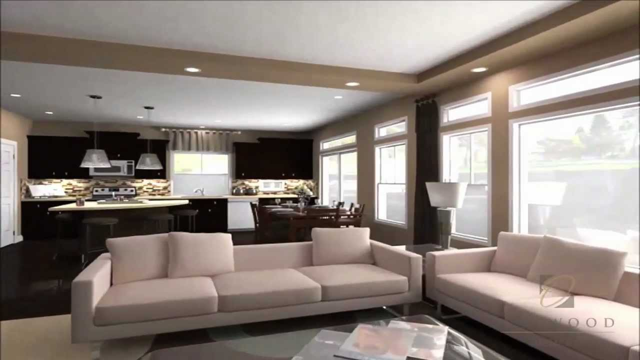 laramie floor plan virtual tour youtube - Oakwood Homes Design Center