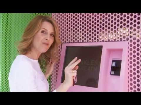 Candace Nelson Introduces The Sprinkles Cupcake ATM!