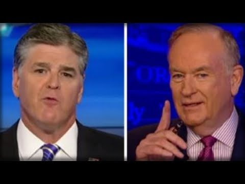O'REILLY GOES ON HANNITY'S SHOW - GETS ASKED THE 1 QUESTION WE'VE ALL BEEN WAITING FOR