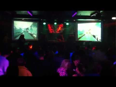 DJ Dose (NZ) - intro live@ Stepslet - Favál Brno (Czech Republic) - 25.11.2011