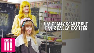 I'm Really Scared But I'm Really Excited   Misfits Salon Episode 6