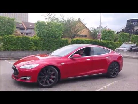 tesla model s p90d acceleration youtube. Black Bedroom Furniture Sets. Home Design Ideas