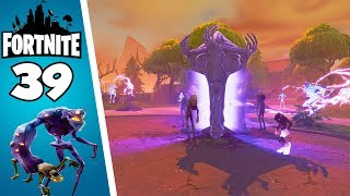 Destroy all the Camps! Fortnite Save the World#39