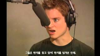 [PS2] The Lord of the Rings The Two Towers - Interview Elijah Wood