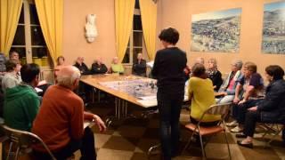 Marcillac Vallon - Concertation pour l'aménagement des espaces publics