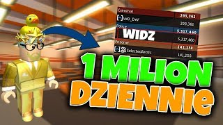 How to earn a million in one day in JailBreak?! Roblox