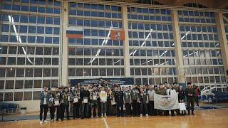 Первенство Москвы по комплексному единоборству среди казачьей молодёжи