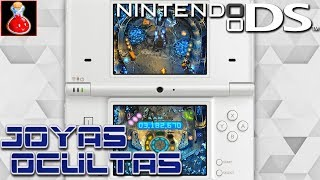 Las joyas ocultas de...NINTENDO DS -juegos notables poco conocidos de la Nintendo ds