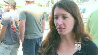 Stanford Grad Racer Says NASCAR In Sonoma Like Homecoming