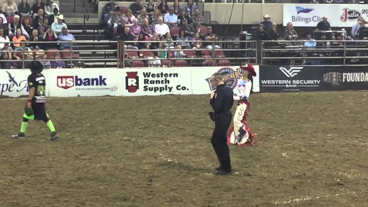 2015 Nile Rodeo Billings Police Youtube