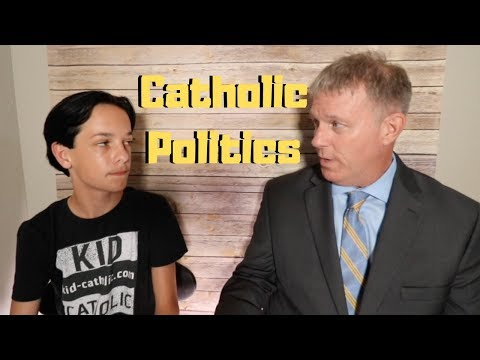 Are Catholics REQUIRED To Vote? (With Kevin Calvey)