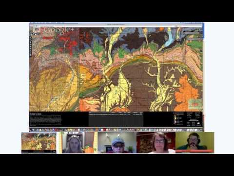 Exploring the New National Geologic Map Database