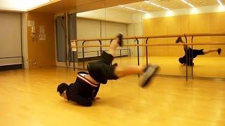 ブレイクダンスの基本〝ズールスピン〟は初心者でもできるカッコイイわざ thumbnail
