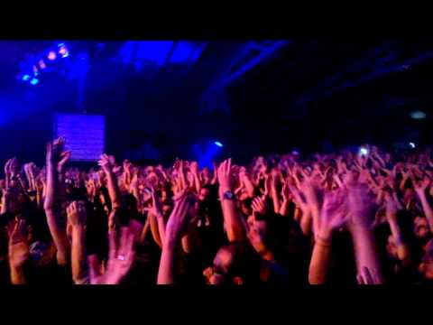 Editors - Papillon-live at principal club theater in thessaloniki 05.12.2015