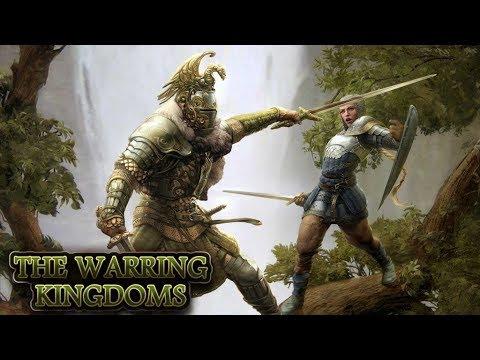 The Warring Kingdoms - The Dark Eye RPG