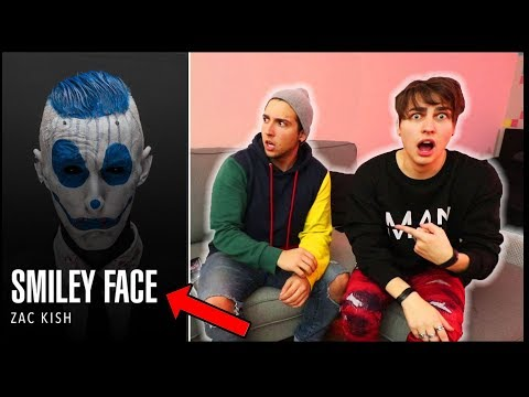 CREEPIEST Text Stories Of All Time... | SMILEY FACE | Colby Brock